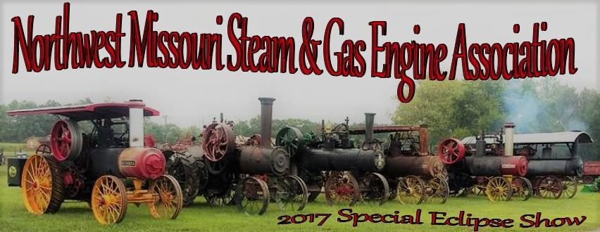 August 18-21, 2017 STEAM & GAS ENGINE SHOW